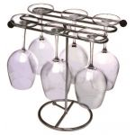 Stemware Drying Rack