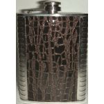 Stainless Steel Flask Brown