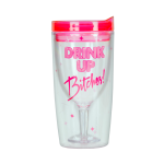 VinGo Tumbler Drink Up