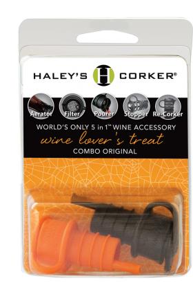 Haley's Corker Wine Lover's Treat